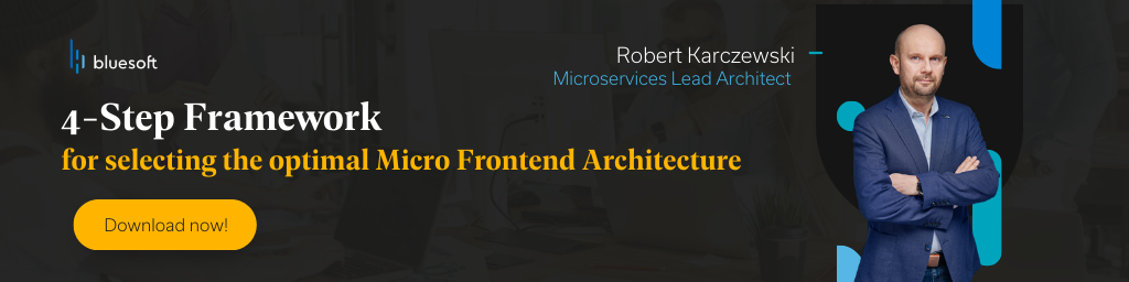 Micro Frontend Architecture